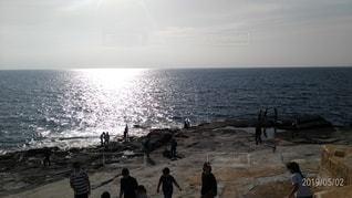 白浜の海の写真・画像素材[2353351]