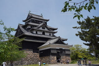 松江城の写真・画像素材[2355684]