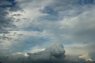 入道雲の写真・画像素材[2357247]