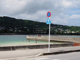 奥武島の海の写真・画像素材[2356055]