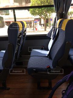 バスの中の写真・画像素材[2357313]