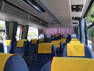 バスの中の写真・画像素材[2357314]