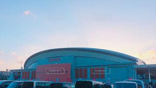沖縄市体育館の写真・画像素材[2357341]