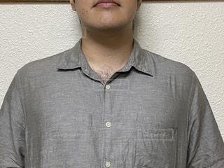 男性のムダ毛の写真・画像素材[2954774]