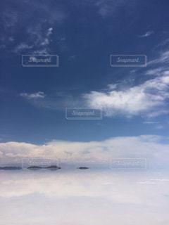 ウユニ塩湖の写真・画像素材[2367205]