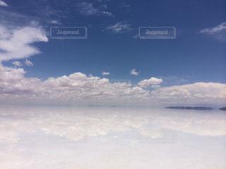 ウユニ塩湖の写真・画像素材[2367206]