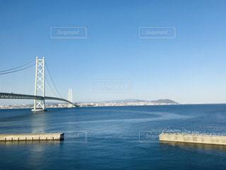 明石海峡大橋の写真・画像素材[2358712]