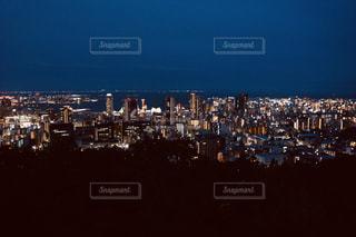 神戸の夜景の写真・画像素材[2362218]