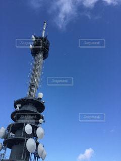 塔のクローズアップの写真・画像素材[2361933]