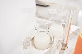 ミルクの写真・画像素材[2497859]