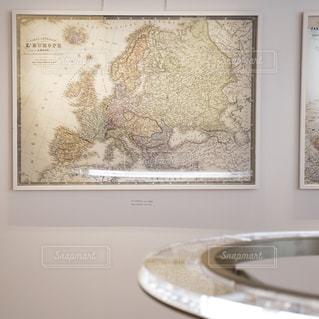 ヨーロッパ地図の写真・画像素材[2629632]