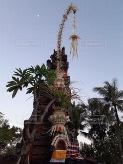 バリヒンズー教のお盆の写真・画像素材[2370886]