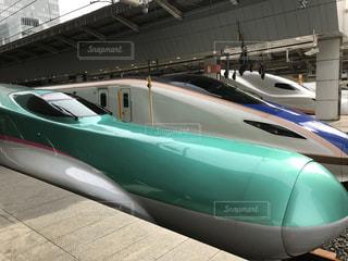 東北新幹線の写真・画像素材[2365587]