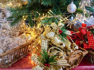クリスマスツリーの装飾の写真・画像素材[2681140]