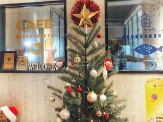 クリスマスツリーの写真・画像素材[2802296]