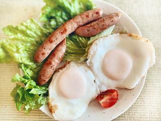 食べ物の皿の写真・画像素材[3148739]