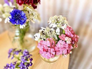 花のクローズアップの写真・画像素材[3314049]