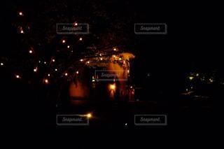 夜の風景の写真・画像素材[2367478]