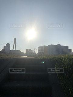 河川敷の写真・画像素材[2370369]