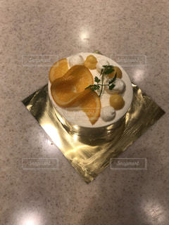 手作りケーキの写真・画像素材[2369537]