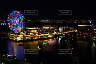 横浜の夜景の写真・画像素材[2371311]
