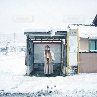 冬の思い出の写真・画像素材[4049220]
