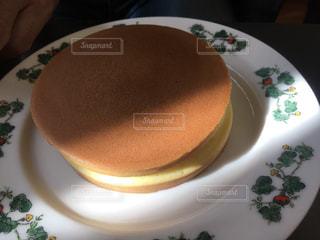 六花亭のパンケーキの写真・画像素材[2378698]
