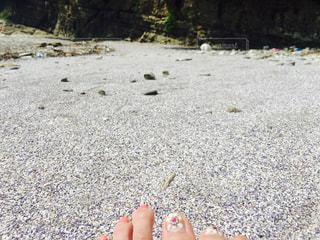 浜辺の写真・画像素材[2380429]