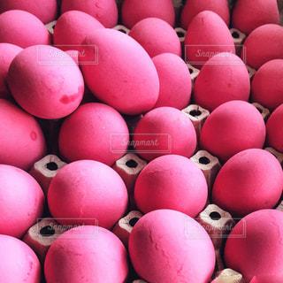 ピンクの卵!の写真・画像素材[2388013]