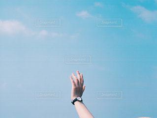 想いよ空に届けの写真・画像素材[2377993]