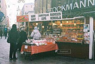 Marketの写真・画像素材[3823458]