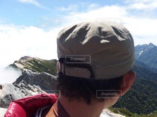 山頂からの眺めの写真・画像素材[2951377]
