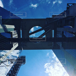 空中散歩の写真・画像素材[2378095]