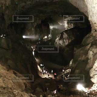 洞窟の写真・画像素材[2378260]
