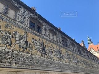 ドレスデンの君主の行列の写真・画像素材[2379748]