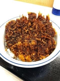 ソースカツ丼の写真・画像素材[2792650]
