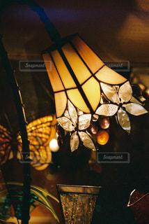 ランプの写真・画像素材[2444862]
