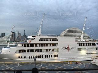 神戸の港の写真・画像素材[2384377]