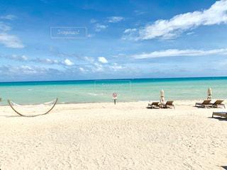 砂浜の写真・画像素材[2383215]