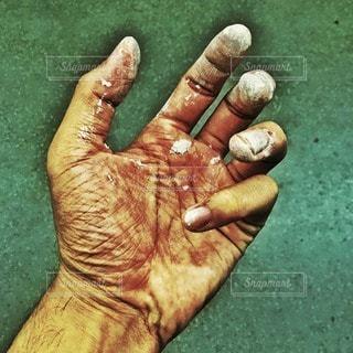 手袋の写真・画像素材[92000]