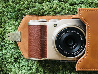 レトロなカメラの写真・画像素材[2388555]