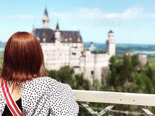 ヨーロッパ旅行、ノイツヴァンシュタイン城の写真・画像素材[2396369]