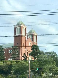 教会の写真・画像素材[2394631]