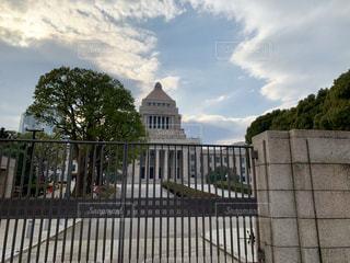 国会議事堂の写真・画像素材[2390025]