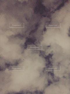 曇り空の写真・画像素材[2387514]