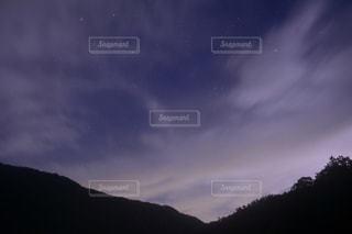 星空の写真・画像素材[2387984]