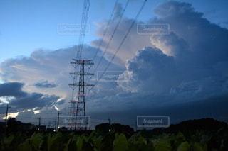 暗雲の写真・画像素材[2399249]