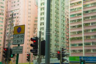 香港の街並みの写真・画像素材[2391431]