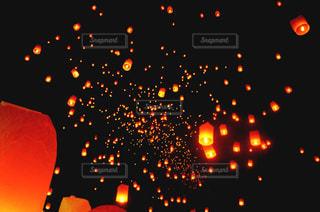 チェンマイの夜の写真・画像素材[2391548]