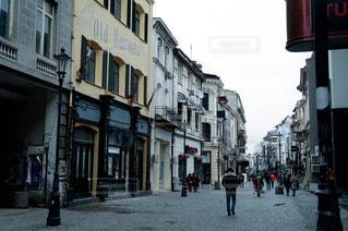 ブカレストの街並みの写真・画像素材[2391568]